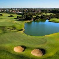 Sunset Golfing Experience after 2pm: 9 Holes of Golf with Motorised Cart just $32.50 Available 7 Days a week