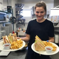 Seniors Mad Monday Golfing Experience: 18 Holes of Golf with Sally's Super Sandwich just $29.95
