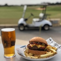 Ultimate Golfing Experience: 18 Holes of Golf, Motorised Cart and Brasserie Lunch $72.50 Mon – Fri, $89.95 Sat – Sun & Public Holidays