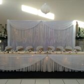 Bridal table J.P. Tina