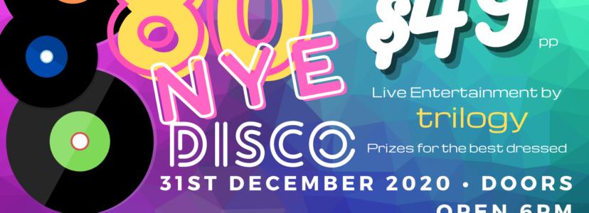 NYE Disco 2020