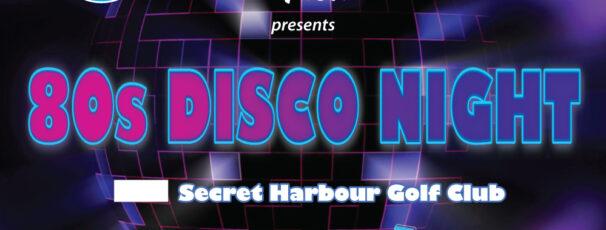 Team Fred Presents 80s Disco Night